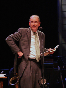 Tim Russell performing Bush 5-2008