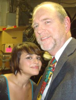 Tim Russell and Norah Jones